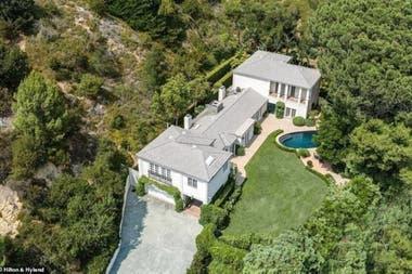 La mansión de Katy Perry: una propiedad en medio de arboledas que se caracteriza por la privacidad