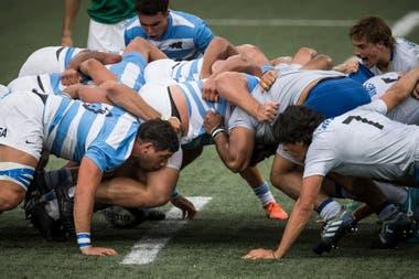 Argentina XV, campeón del Cuatro Naciones Sudamericano