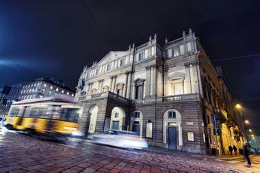 La Scala de Milán canceló la apertura de su temporada