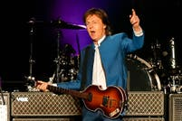 Paul McCartney toca la batería en el próximo disco de los Foo Fighters