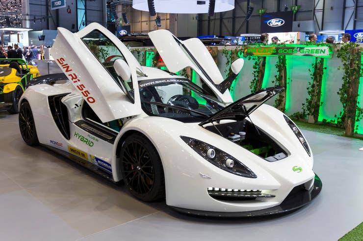 El nuevo Sin Cars Sin R1 550 Hybrid