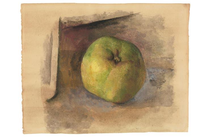 Pomme, de Pablo Picasso