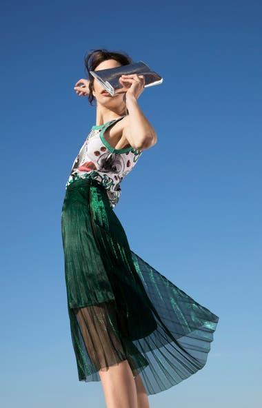 9b87b0ae6 Moda: faldas para los días de sol - LA NACION
