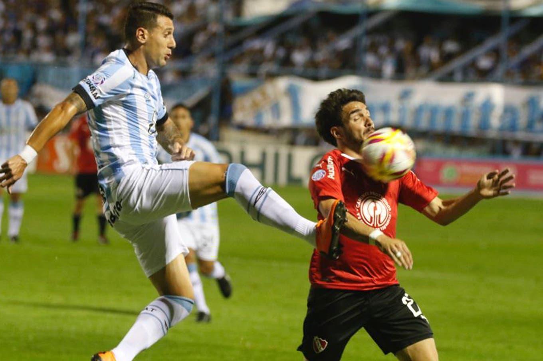 Atlético Tucumán-Independiente, Superliga: un choque de estilos