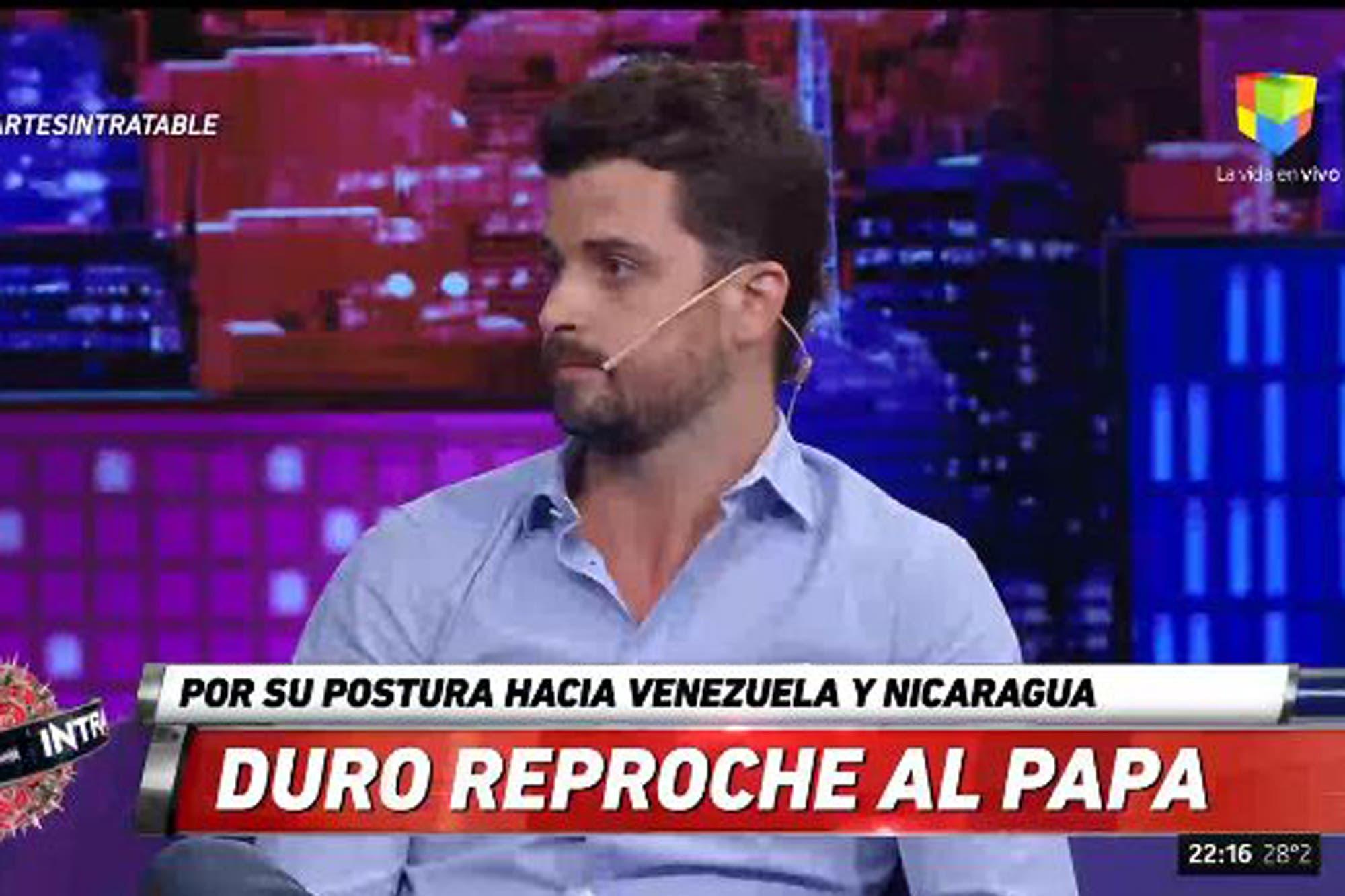 """Camilo Vaca Narvaja dijo que en Venezuela """"hay democracia plena"""" y lo destrozaron en redes sociales"""