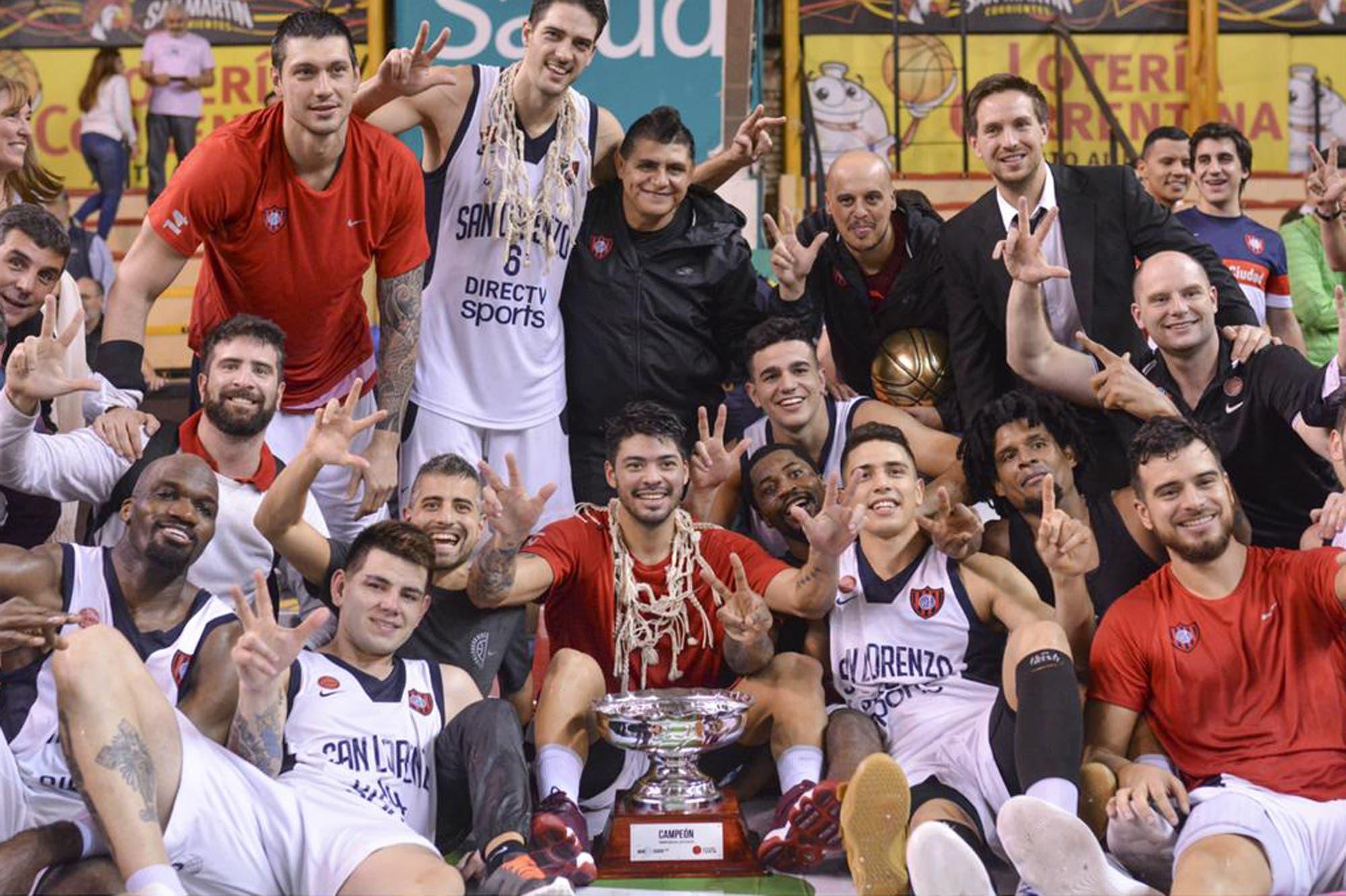 Liga Nacional: empiezan los playoffs y San Lorenzo busca ser el primer tetracampeón