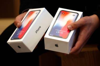 ¿Cuál es la diferencia de precio que hay al comprar un iPhone en el exterior?