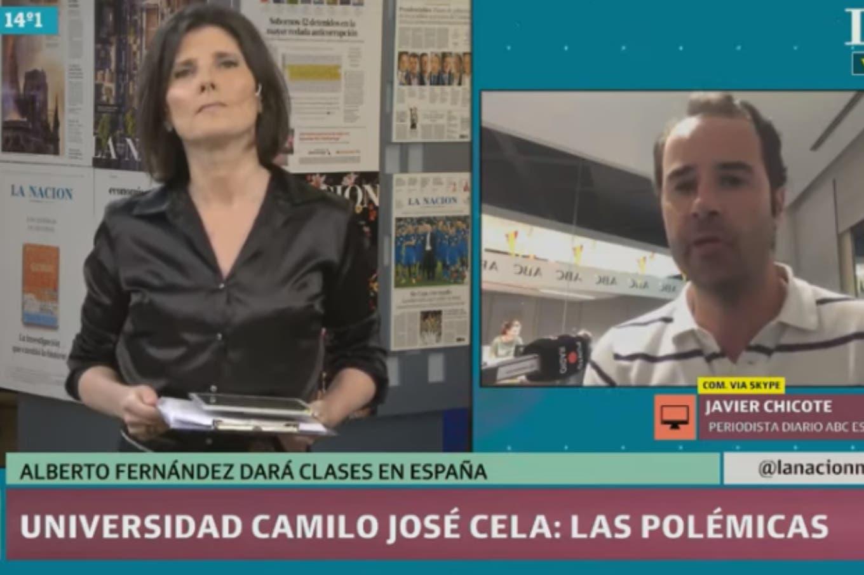 La polémica detrás de la universidad española que visitó Alberto Fernández