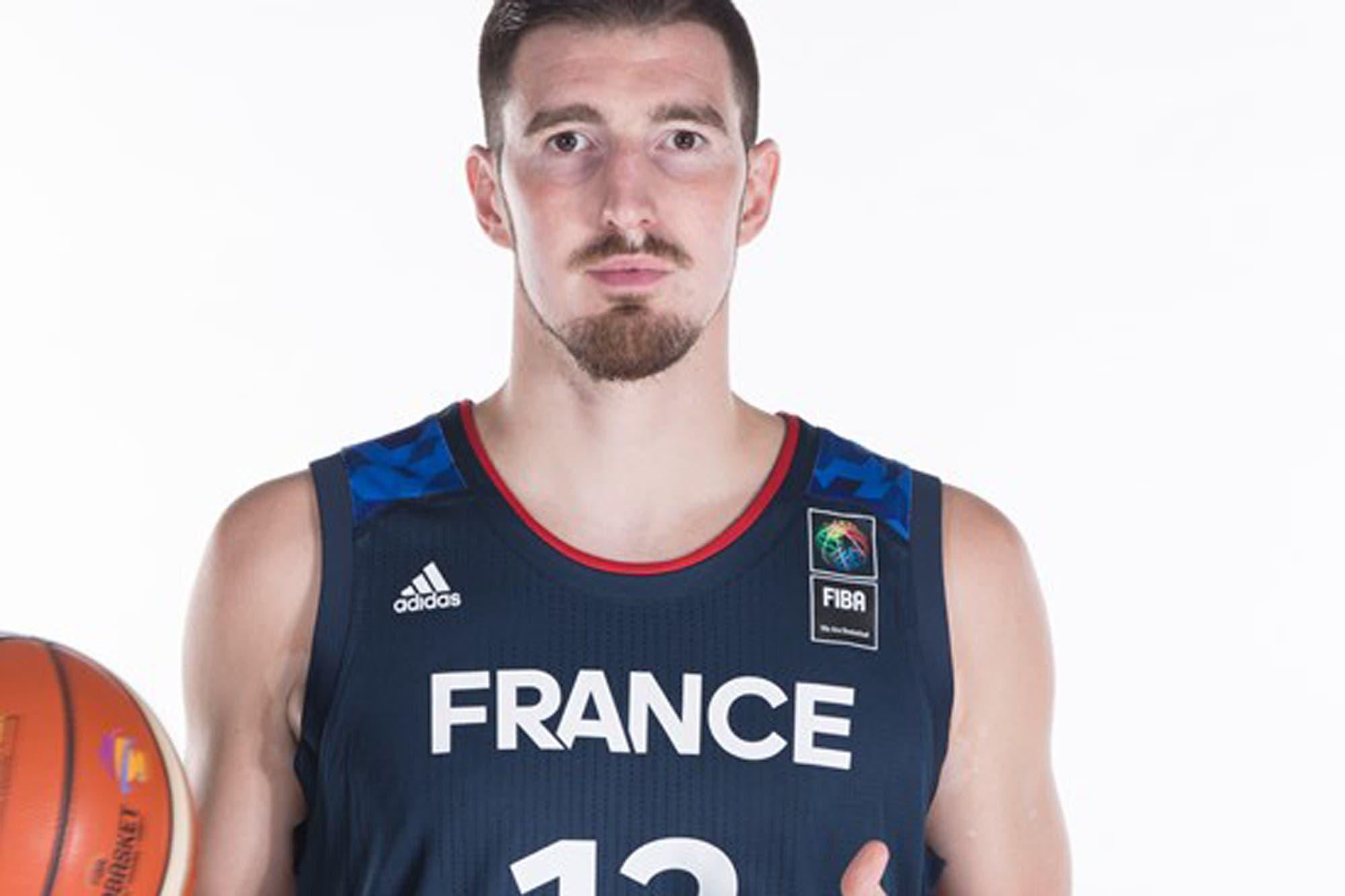 Mundial de básquet. Nando De Colo, el cerebro de Francia, y los cuidados para jugar la semifinal ante la Argentina