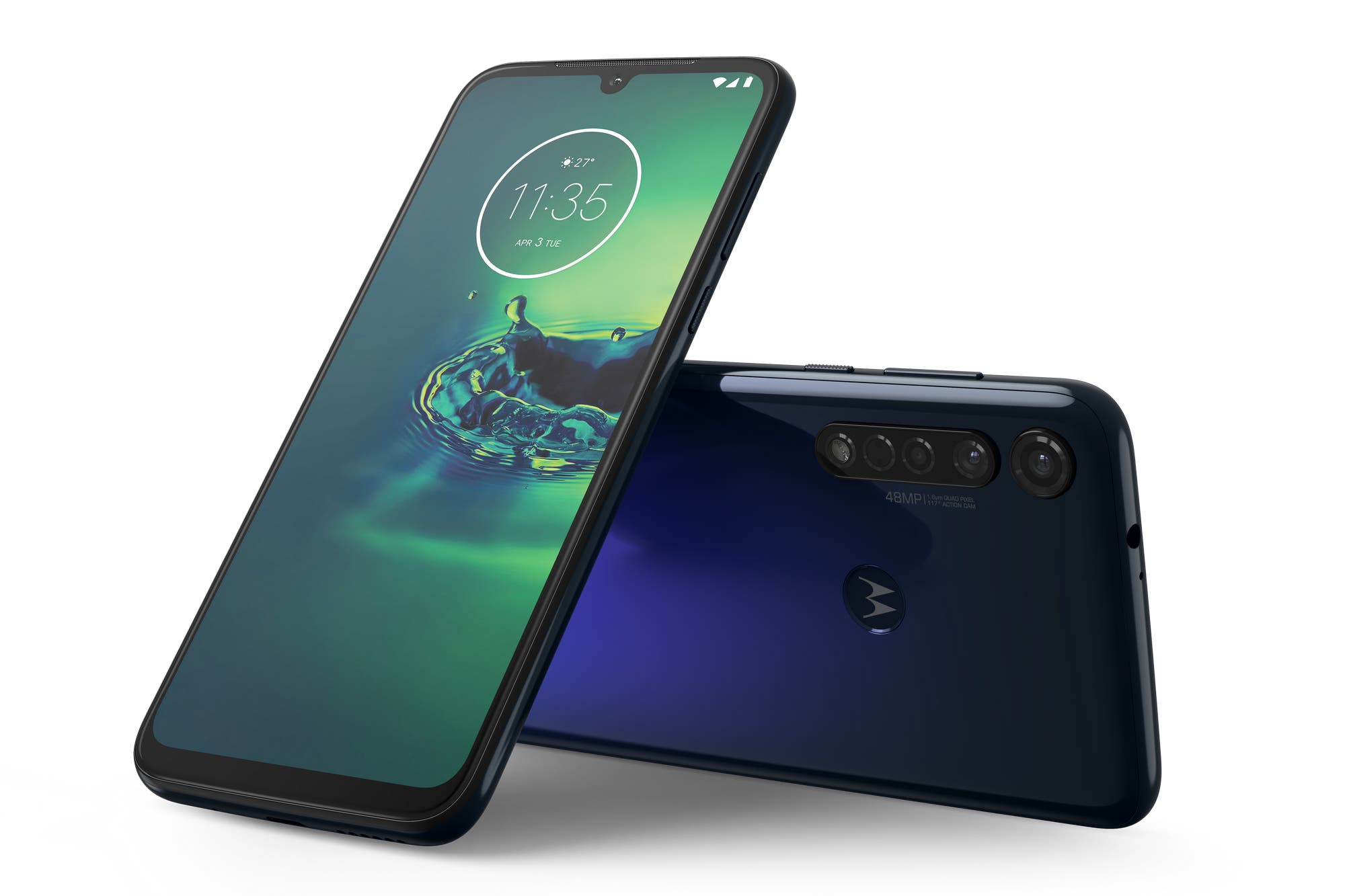 Moto G8 Plus y Play: Motorola presentó en la Argentina su nueva línea de teléfonos con triple cámara