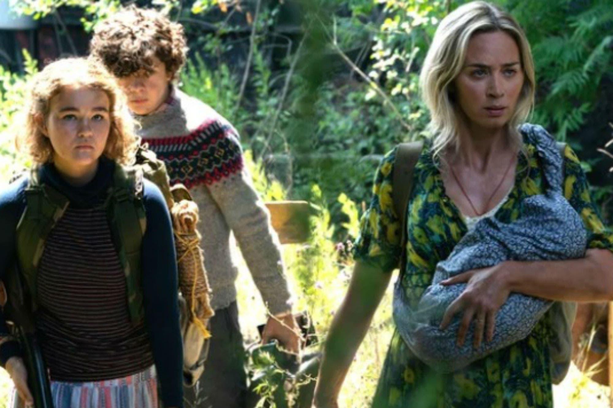 Un lugar en silencio 2: el trailer muestra la otra cara de los sobrevivientes y revela el rol de Cillian Murphy