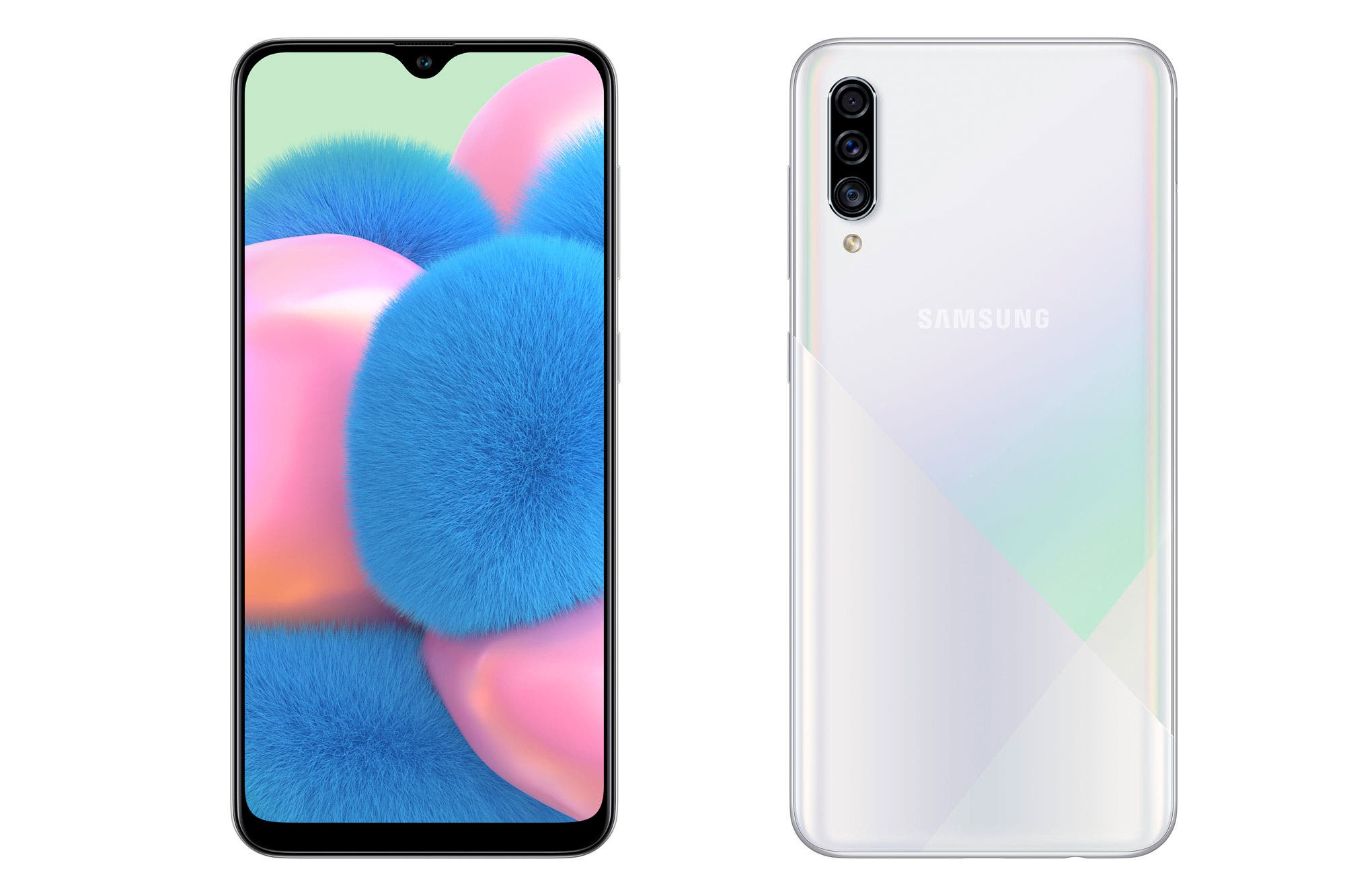 Galaxy A30s: el teléfono de Samsung con un diseño atractivo y una batería para todo el día