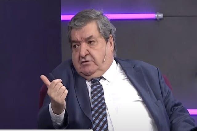 Operación Puf: Juan Ramos Padilla denunció al juez Mariano Llorens y busca sacarlo de la causa