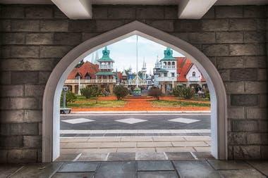 La República de los Niños, una hazaña que habría inspirado a Disney para su primer parque infantil en el umbral de los años 50