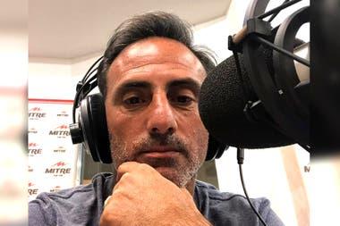 Diego Latorre opinó sobre el juego brusco en la Argentina