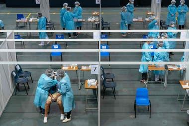 Hong Kong prepara una campaña de detección del nuevo coronavirus gratuita y voluntaria