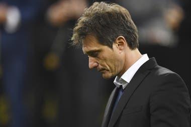 El día más triste: marcado por la derrota en la final de la Copa Libertadores ante River, en Madrid