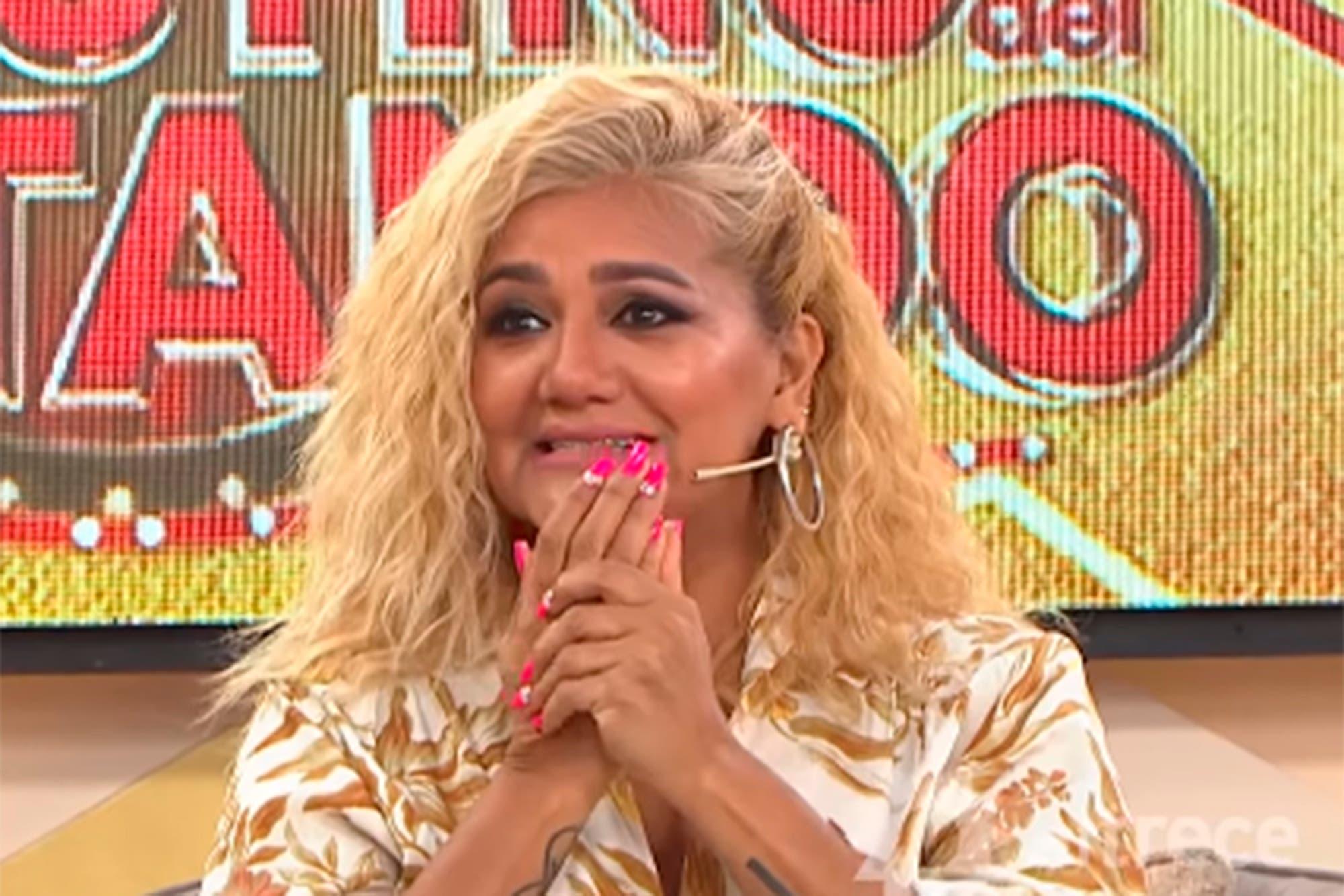"""El casting del Cantando: un participante le declaró en vivo su amor a Gladys """"La Bomba Tucumana"""""""