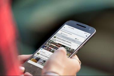 La telefonía celular brinda cada vez más servicios