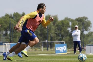 Recuperado, Zárate será parte del equipo titular, una formación alternativa que prepara Russo.