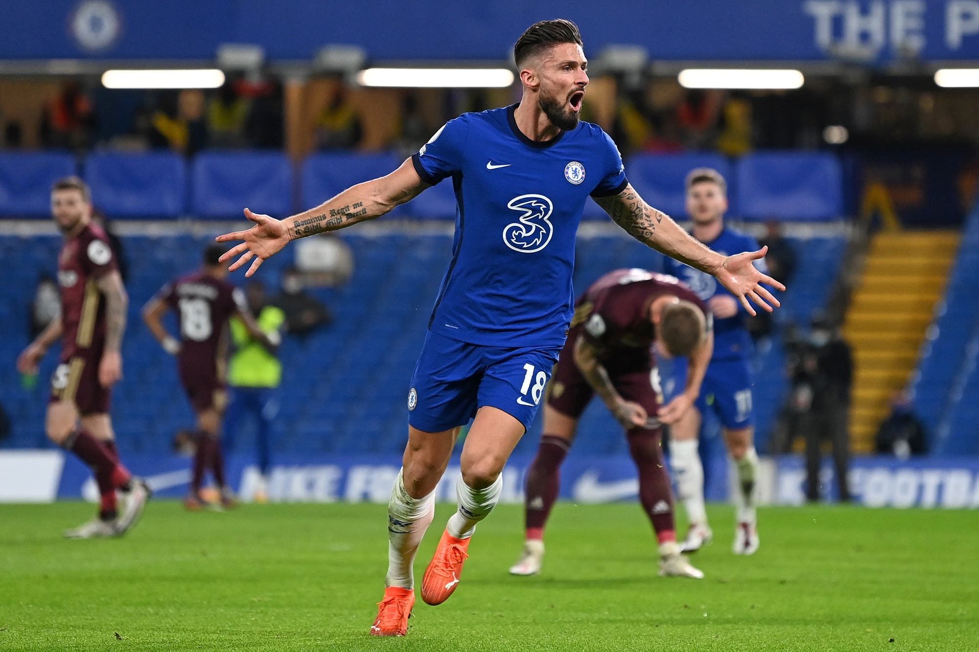 Chelsea-Leeds: el equipo de Marcelo Bielsa desaprovechó la ventaja inicial y perdió 3-1 ante el nuevo líder de la Premier League