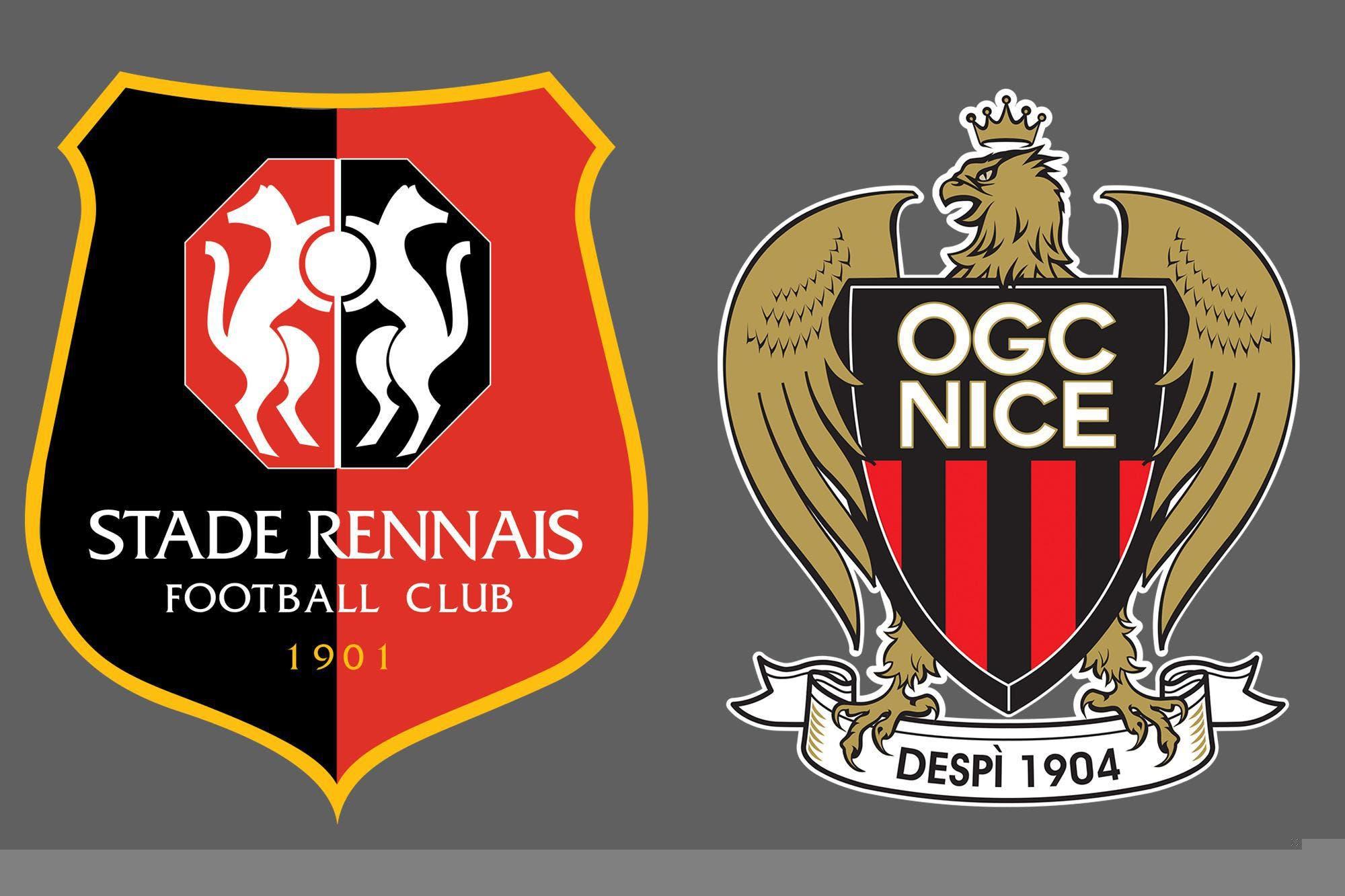 Ligue 1 de Francia: Niza venció por 2-1 a Rennes como visitante