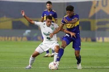 Boca no pudo con Sarmiento en la Bombonera: fue empate 1-1
