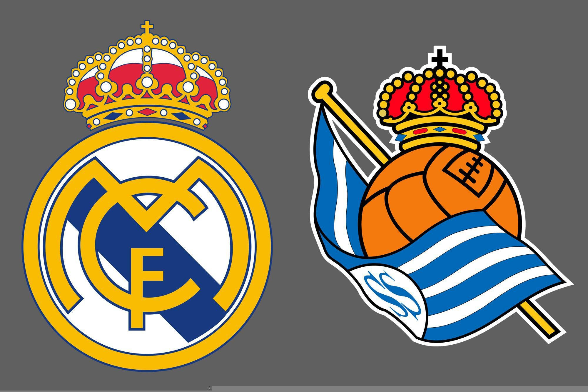 Liga de España: Real Madrid y Real Sociedad empataron 1-1