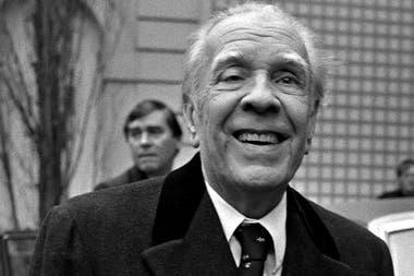 El sábado 24 se cumplen 120 años del nacimiento de Jorge Luis Borges