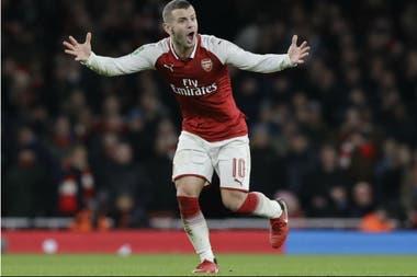 ... Manchester City en la final de la Copa de la Liga inglesa. Arsenal ganó  2-1 frente a Chelsea y se clasificó a la final de la 62b2f914135ea
