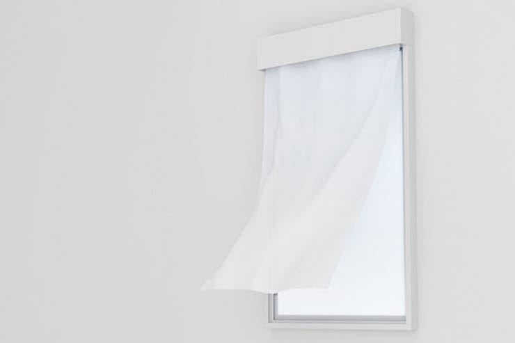 La ventana virtual de Panasonic es otro de los prototipos que buscan evitar la sensación de encierro en aquellos lugares donde no hay mucho espacio