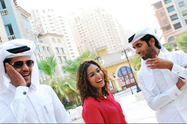 Ciudadanos qataríes