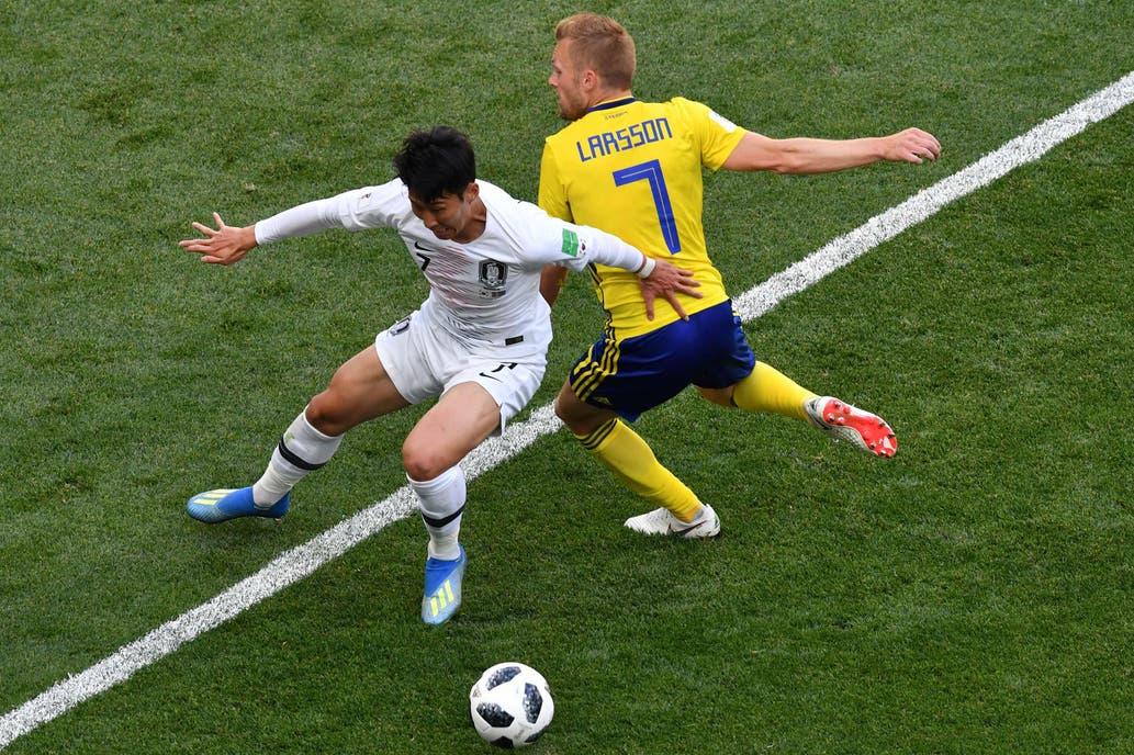 Mundial Rusia 2018. La historia detrás de la foto del jugador de Corea del Sur tomando mate