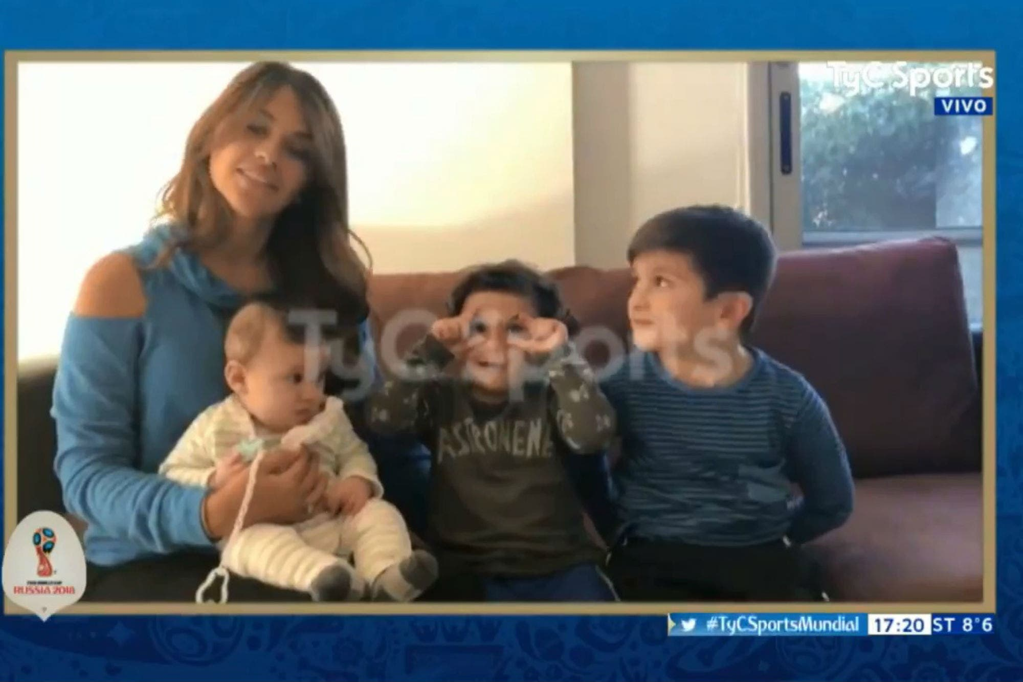 Mundial Rusia 2018: el video familiar que recibió Lionel Messi por su cumpleaños