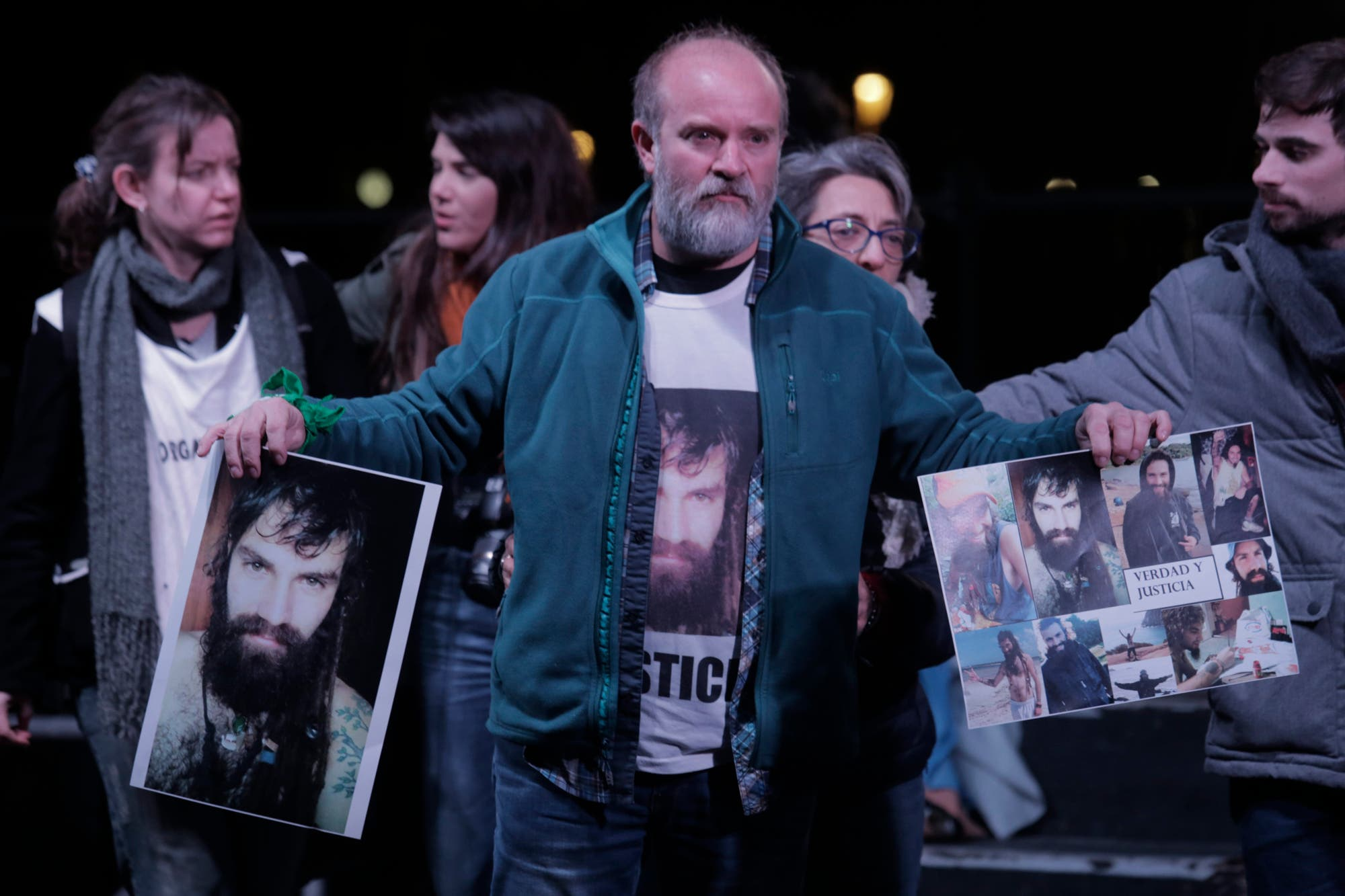 Incidentes en la presentación del documental de Santiago Maldonado