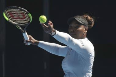 Serena, en busca del récord de Margaret Court