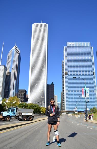 Jorge Blanco, en Chicago