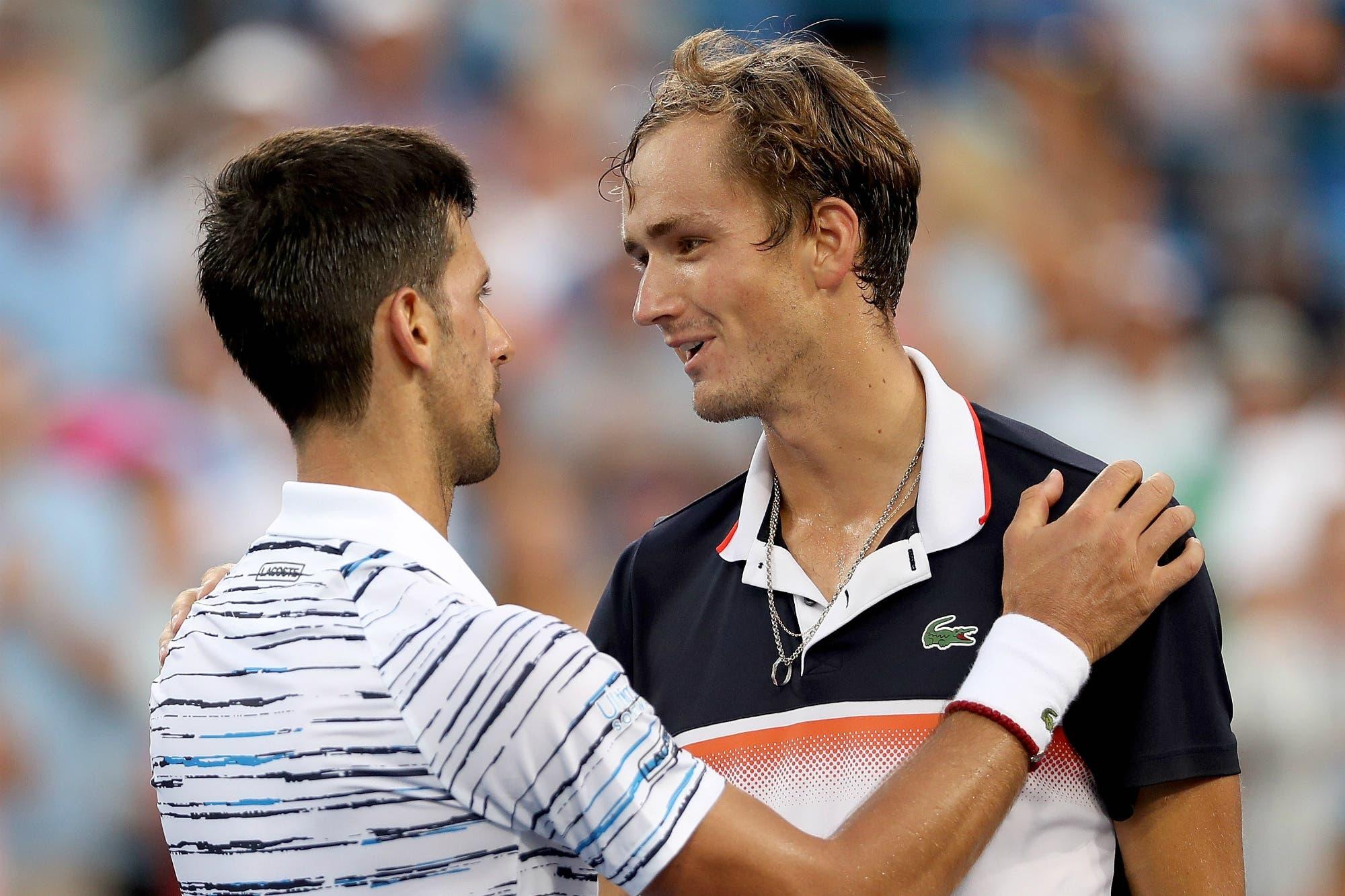 El ranking ATP: el argentino que entró en el Top 20 y quién es el nuevo número 5, a una semana del US Open