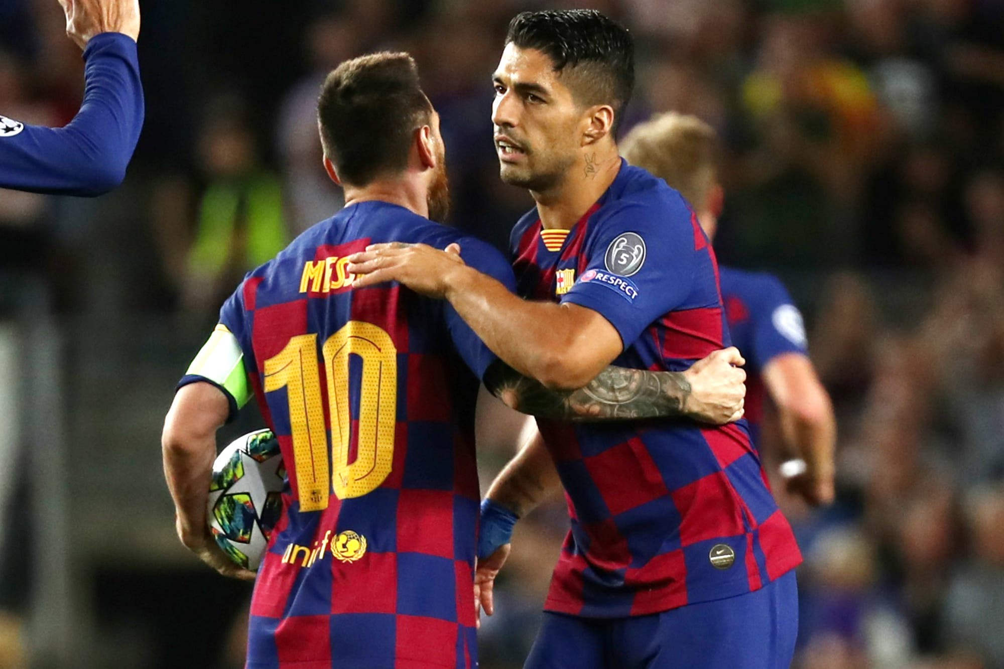 Barcelona-Inter: Messi volvió con una asistencia y Luis Suárez anotó dos golazos para la victoria