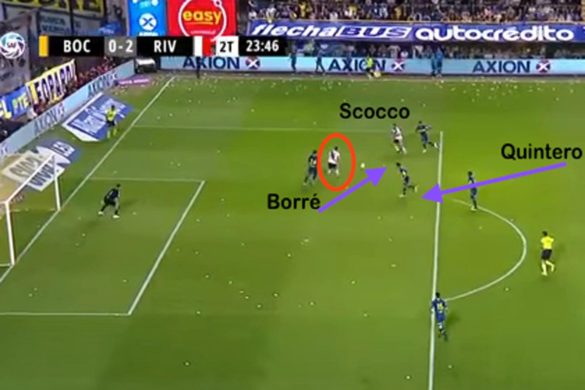 El toque táctico de Marcelo Gallardo para los mejores goles de River