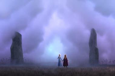 Elsa y Anna están de regreso, fuera de los gélidos paisajes de Arendelle