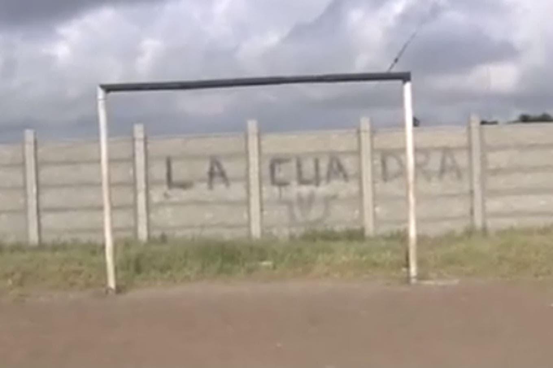 Fútbol violento en Córdoba: cobró un penal y le pegaron tres balazos