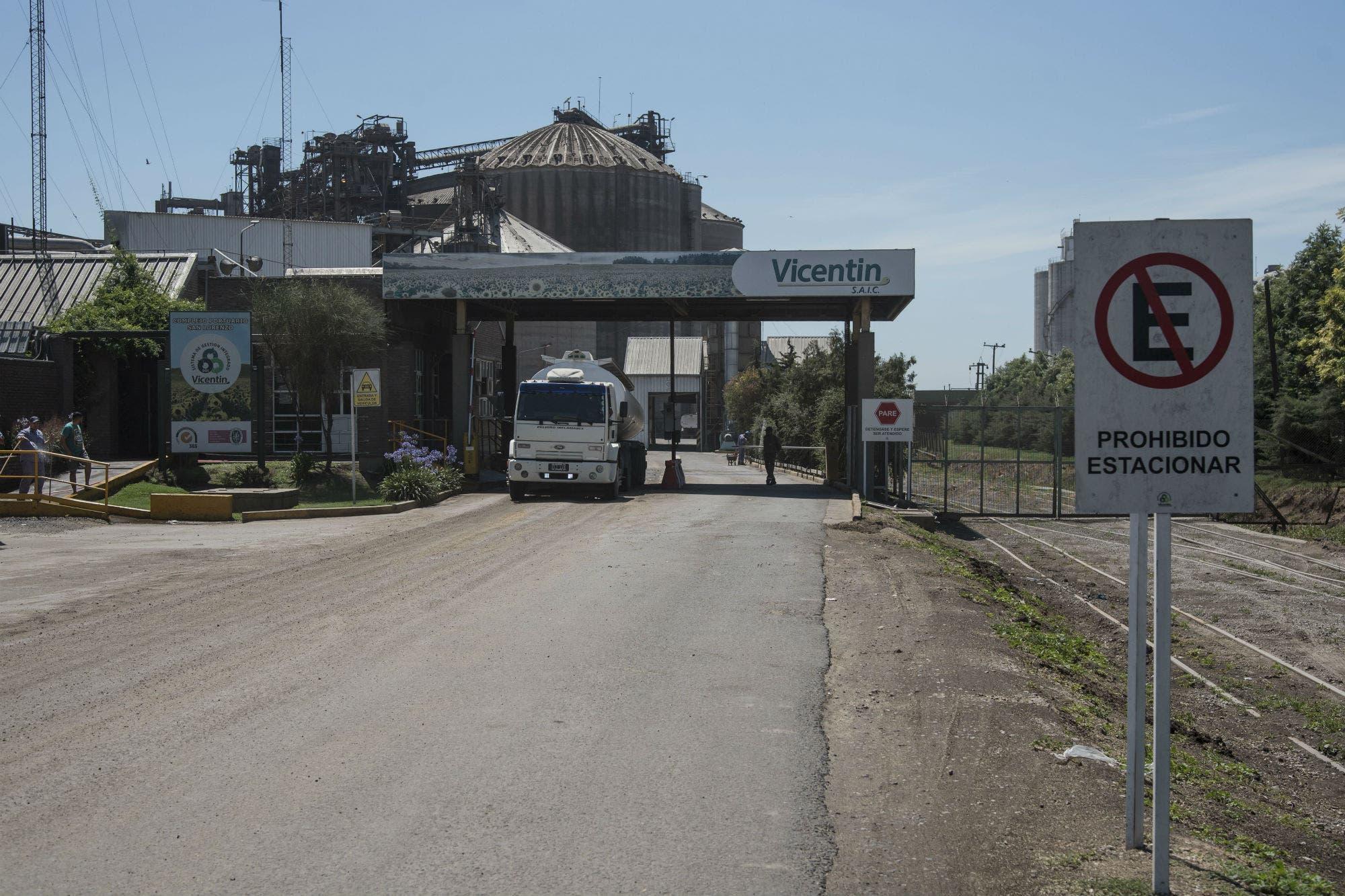 Suspenderán a Vicentín para operar en la Bolsa de Comercio de Rosario