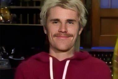 Justin Bieber se presentó en Saturday Night Live y su imagen alarmó a los fans