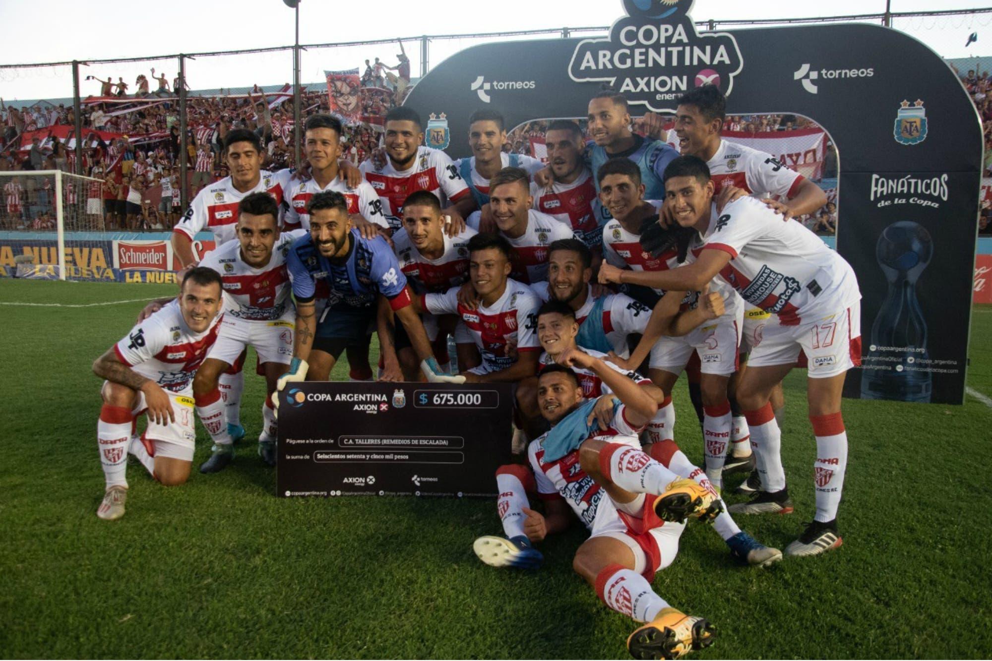 Primer impacto en la Copa Argentina: Aldosivi fue eliminado por un rival que está dos categorías más abajo