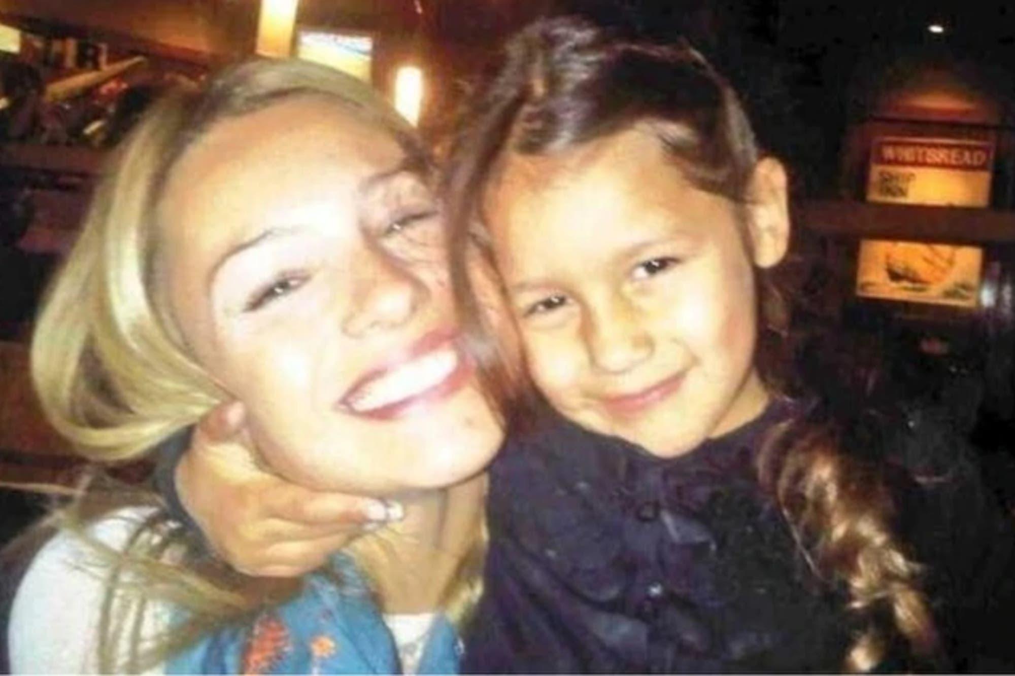 Pampita compartió una foto retro y el parecido con su hija Blanca es sorprendente
