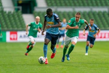 Borussia Mönchengladbach buscará el triunfo que lo acomode en puestos de Champions League