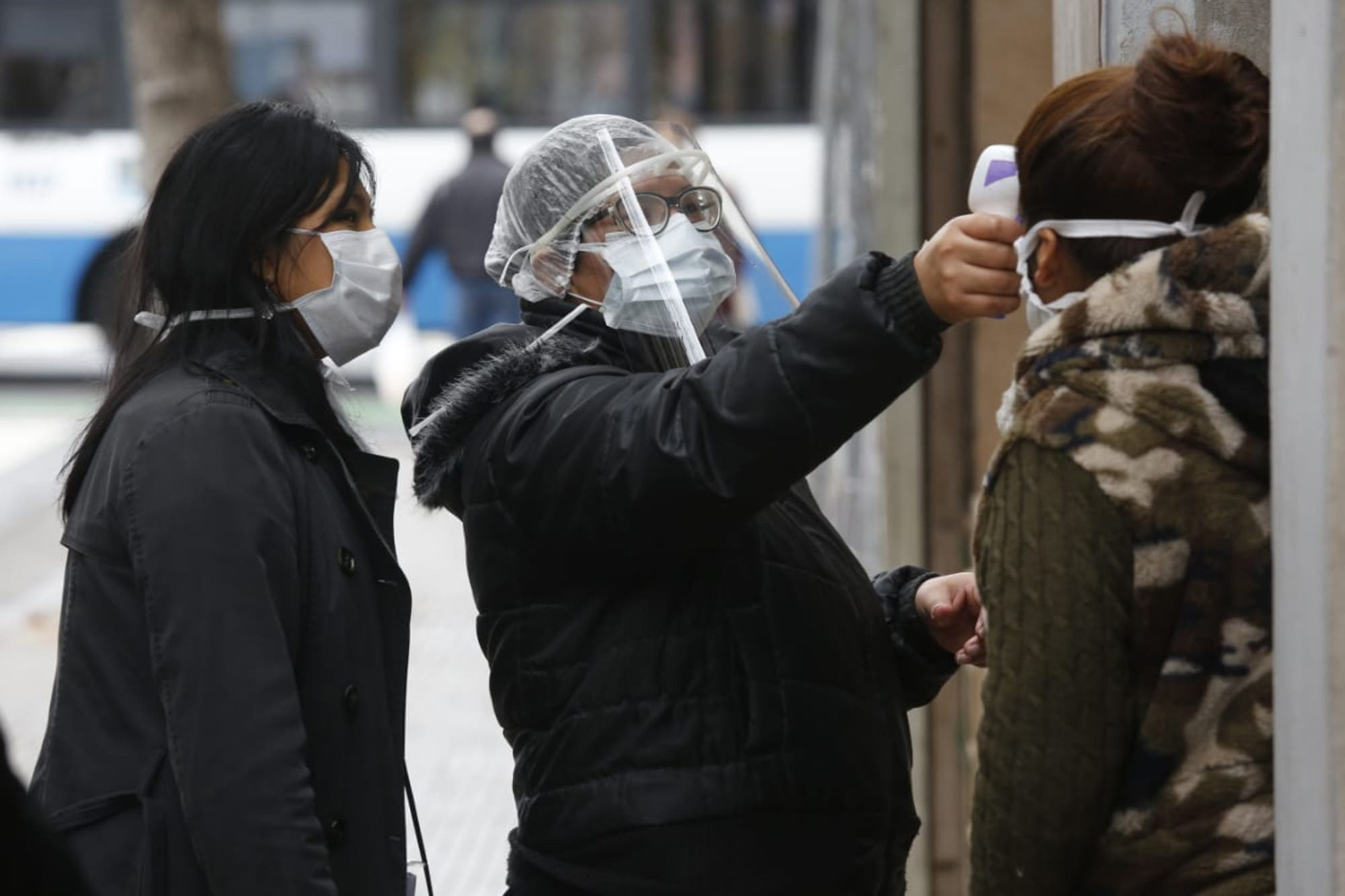 Coronavirus en la Argentina: registran 14 muertos y 1634 nuevos contagios