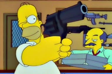 El episodio sobre las armas de fuego
