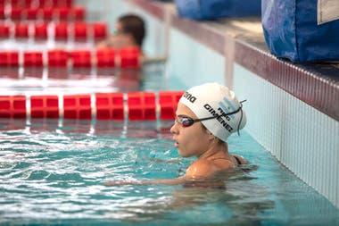 El natatorio Jeanette Campbell recibió de nuevo a quienes aspiran a representar a la Argentina en natación en los Juegos Paralímpicos Tokio 2020.